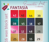 Encaustic Art Wax Paint: Fantasia Set