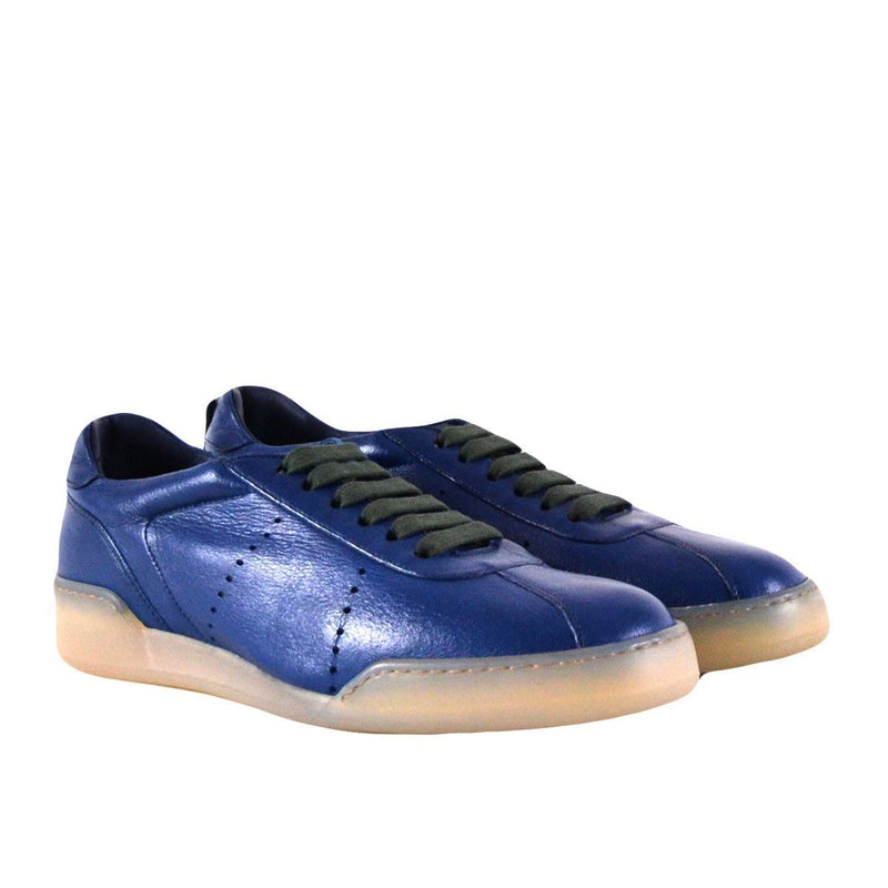 Green George sneakers uomo blu