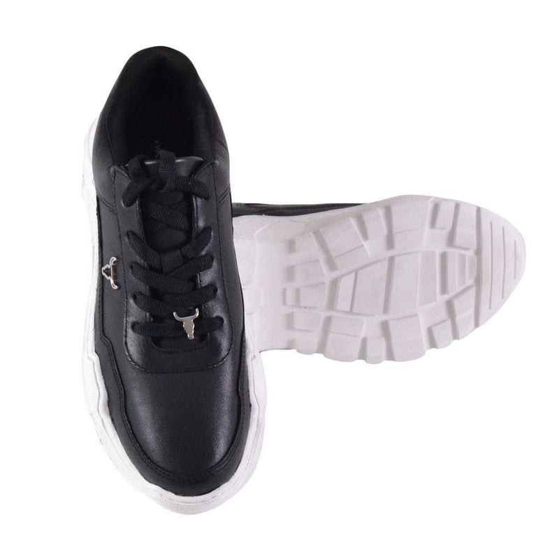 Windsor Smith Carte sneakers donna nere