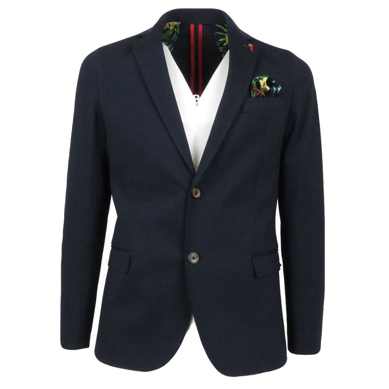 Mulish blazer uomo blue