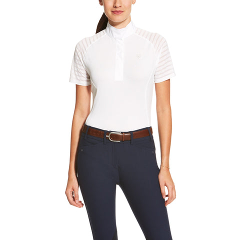 Ariat Ladies Vent Tek Show Shirt
