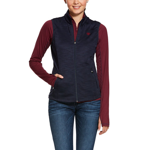 Ariat Ladies Conquest Full Zip Gilet