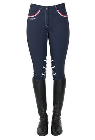 Jalisca Breeches Front In Navy