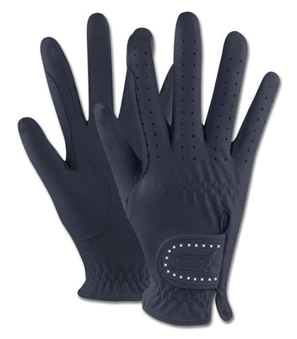 Gloves In Night Blue