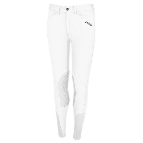 White Pikeur Brooklyn Grip Breeches