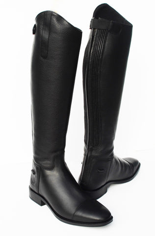 Rhinegold Seville Long Leather Boot