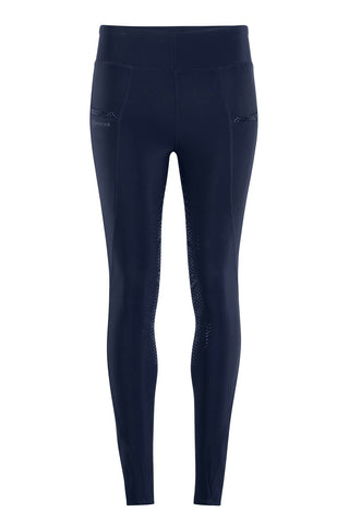 Montar Linnea Crystal Pull On Riding Tights