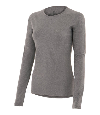 Noble Hailey Long Sleeve Crew Top