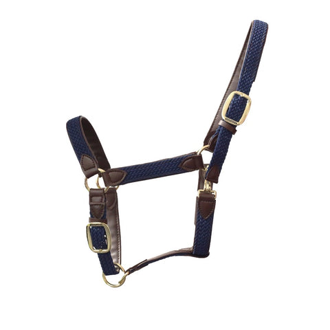 Kentucky Plaited Nylon Headcollar
