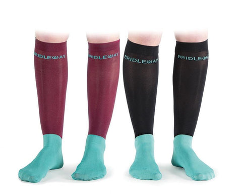 Bridleway Dynamic Sleek Socks 2 Pairs
