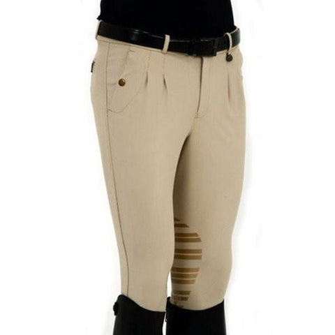 Rugged Mens Breeches W/ Gel Knees