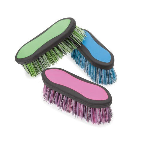Ezi-Groom Dandy Brush Shown In All Colors