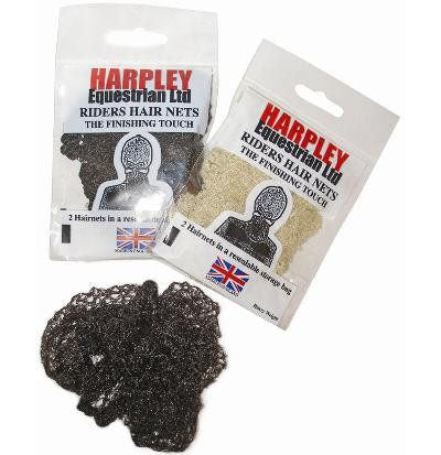 Harpley Hairnets In Dark And Blonde