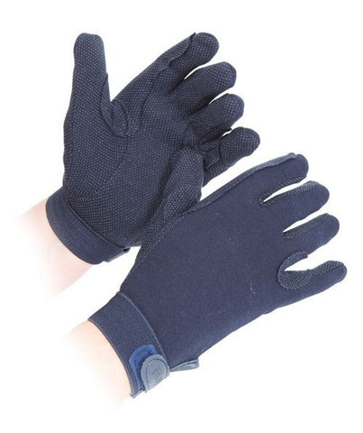 Navy Newbury Gloves