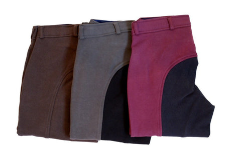 Legacy Jodhpur Grey & Black, Burgundy & Navy