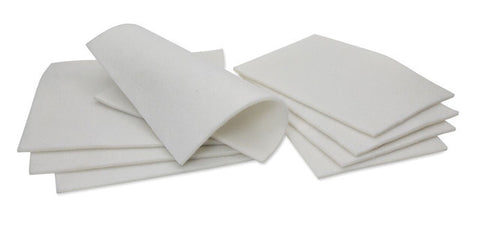 Bandage Pads Shown