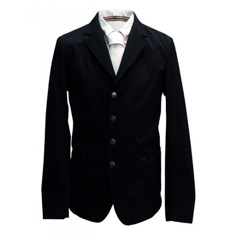 Black Horseware Mens Competition Jacket