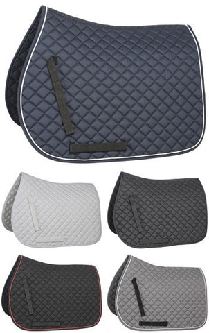 Bridleway Quilted Saddlecloth