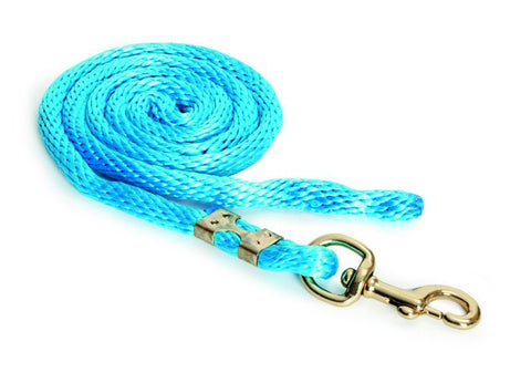 Topaz Lead Rope In Blue