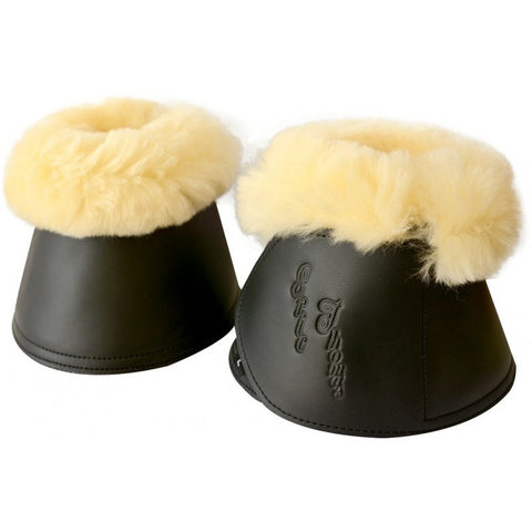 Eric Thomas Sheepskin Overreach Boots