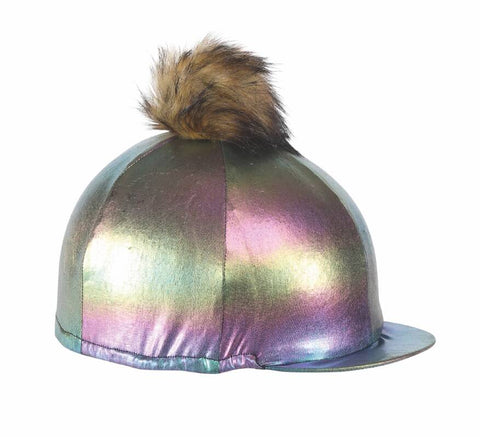 Metallic Hat Cover