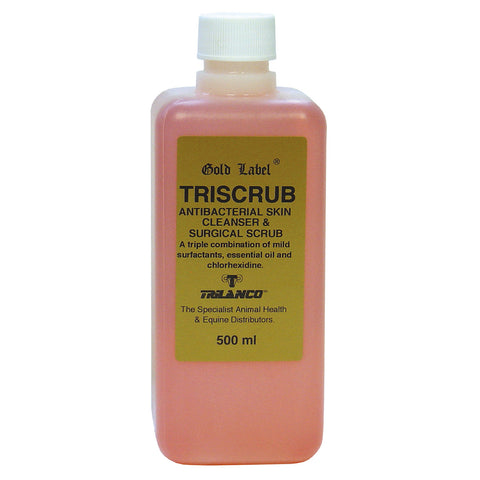 Gold Label Triscrub