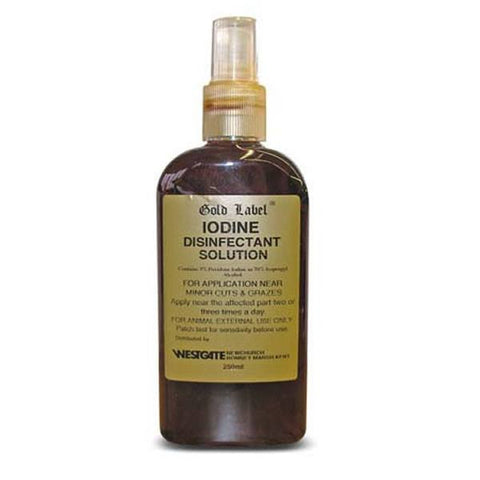 Iodine Spray
