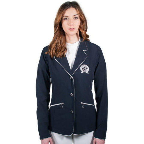 Chiara Show Jacket In Navy