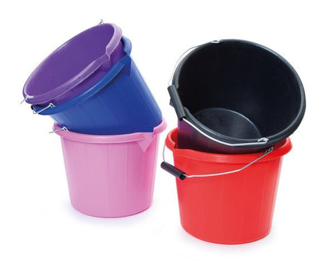 Bucket In All Colours