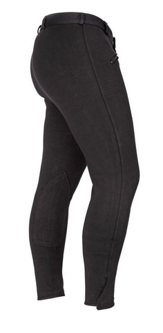 Saddlehugger Breeches In Black