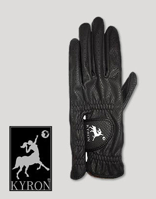 Kyron Comfort Grip Memphis Gloves In Black