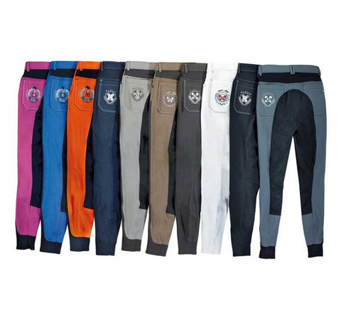 Euro Star Laureta Breeches All Colours