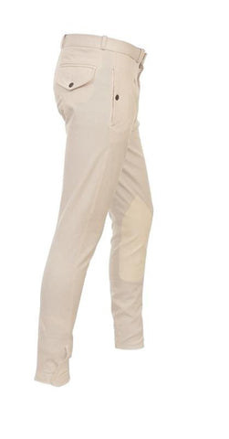 Beige William Funnell Breeches
