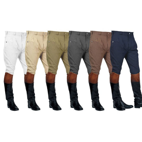 Mark Todd Mens Auckland Breech All Colours