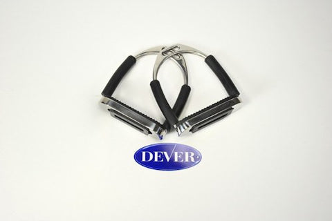 Flexi Stirrup Irons by Dever