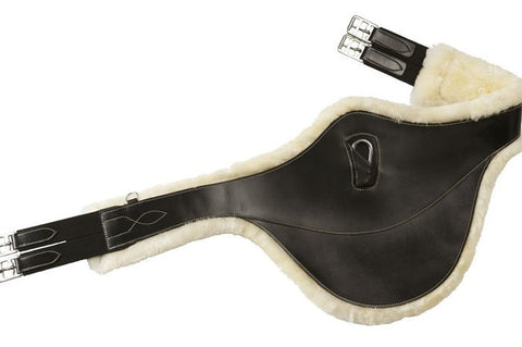 Ekkia Sheepskin Studgirth Full