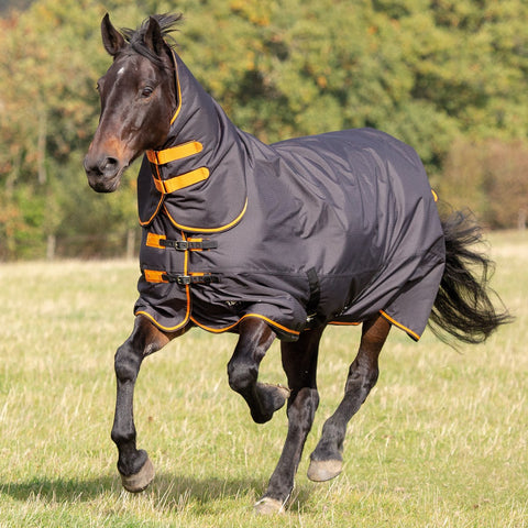 Shires Tempest 200g Detachable Neck Turnout