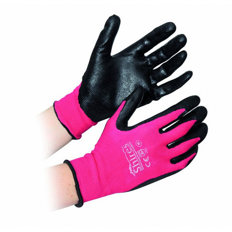 All Purpose Yard Glove in Pink