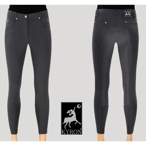 Navy Kyron Soft Grip Breeches