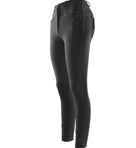 Black Equi-Theme Strass Breech Front view