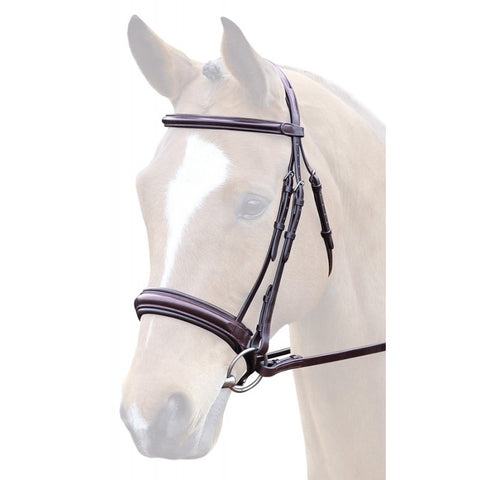 Lavello Crank Cavesson Bridle