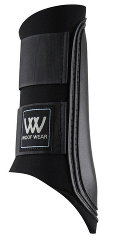Black Woof Wear Club Boot