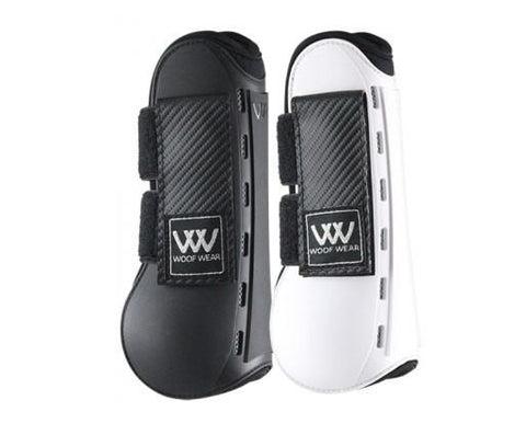 Pro Tendon Boot In Black & White