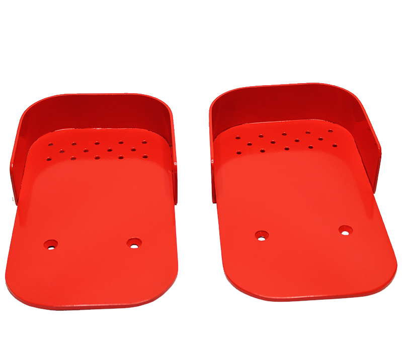 Hospital Wheelchair Footplates