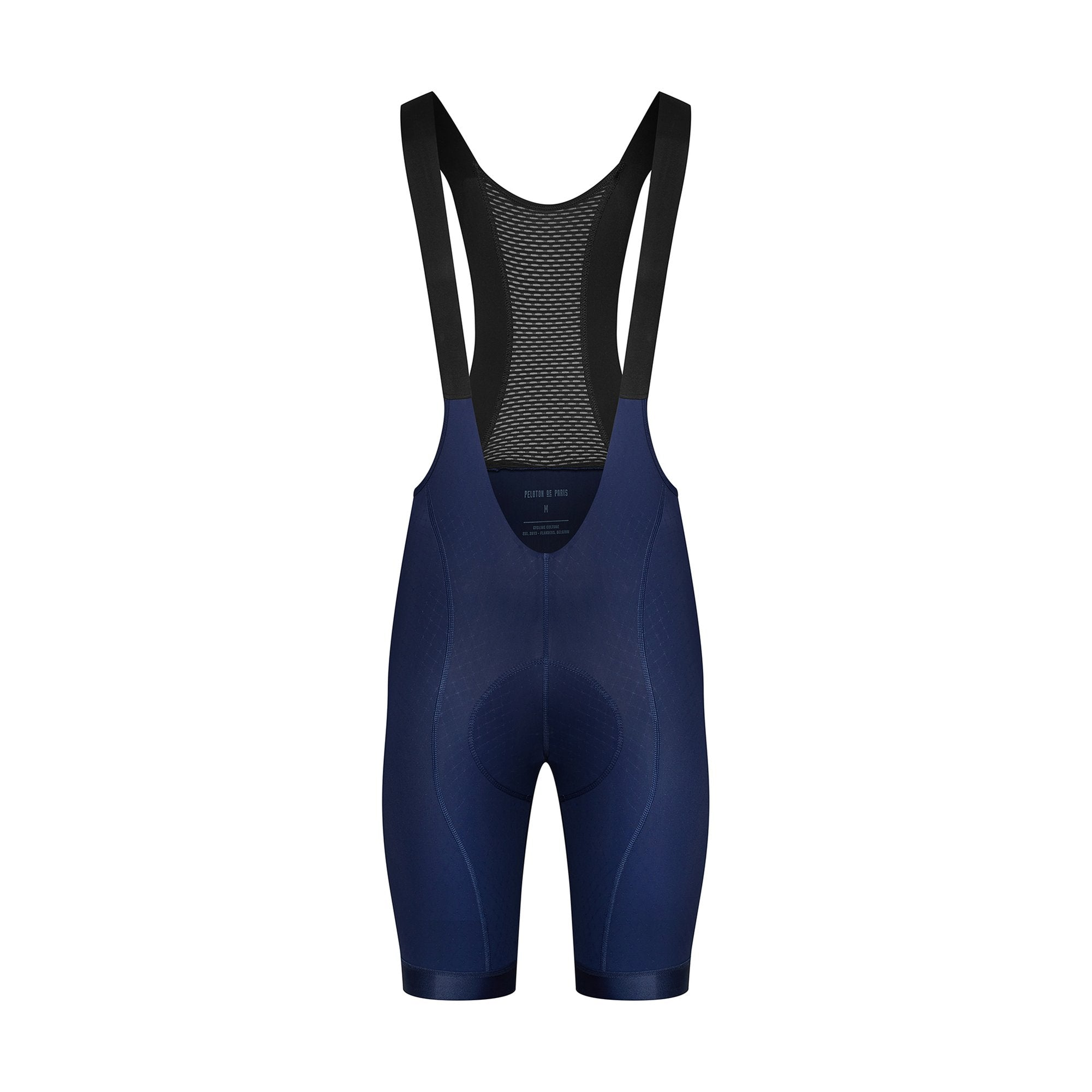 Peloton de Paris Sprinteur Navy Bib Men | CYCLISM