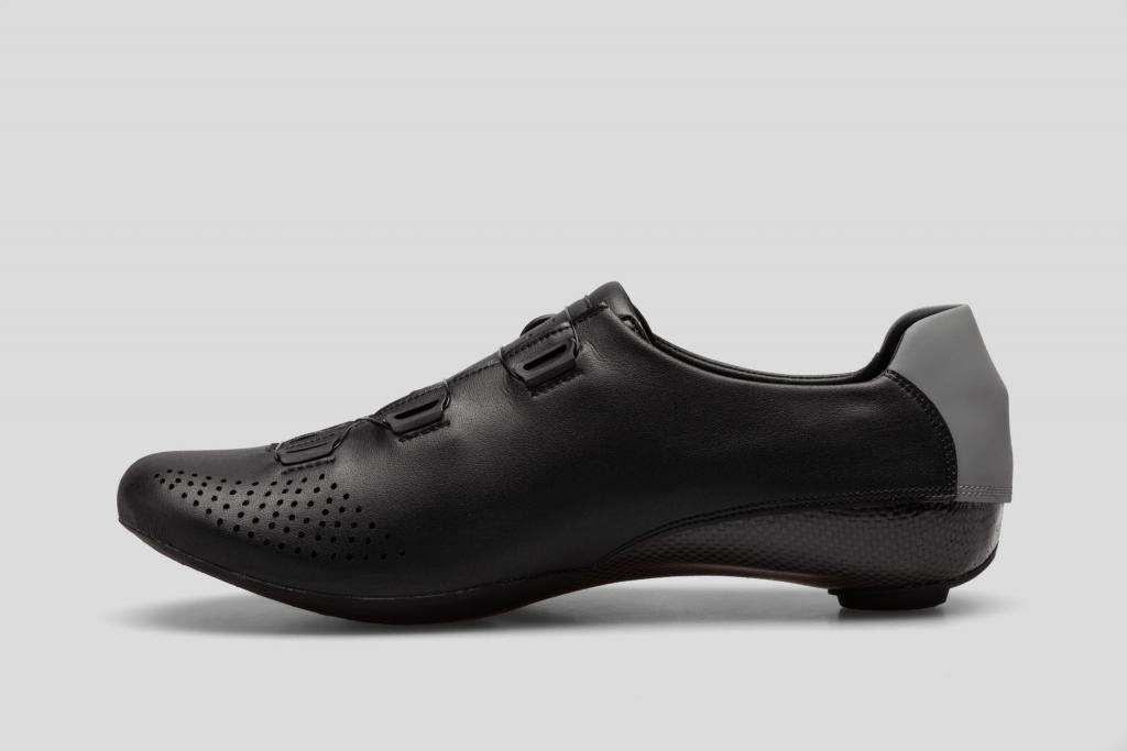 Nimbl EXCEED Premium Cycling Road Shoes - Black | CYCLISM