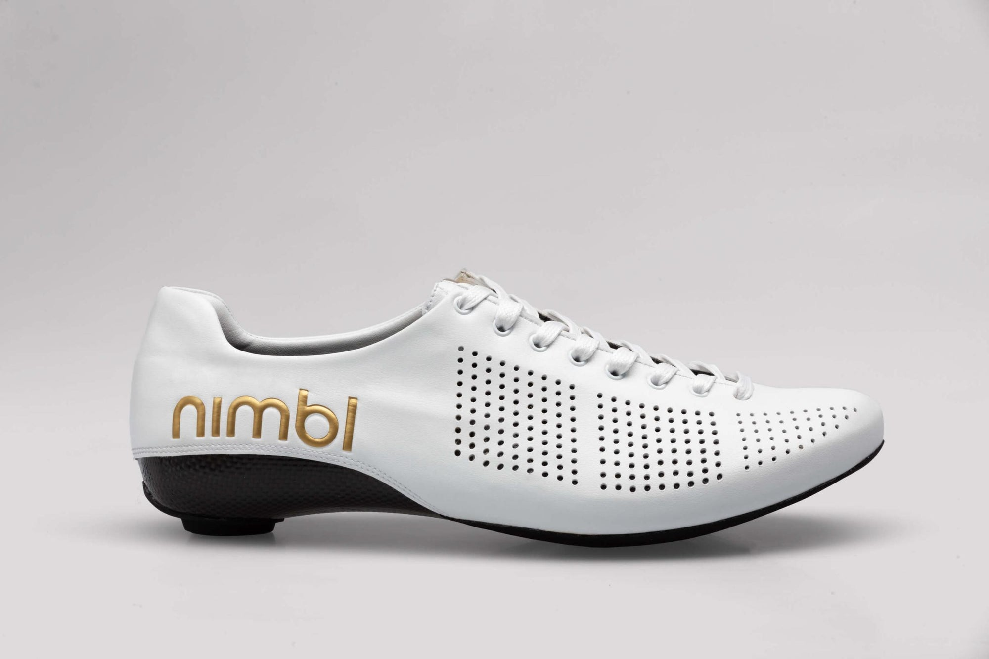 Nimbl AIR Premium Cycling Road Shoes - Gold Edition | CYCLISM