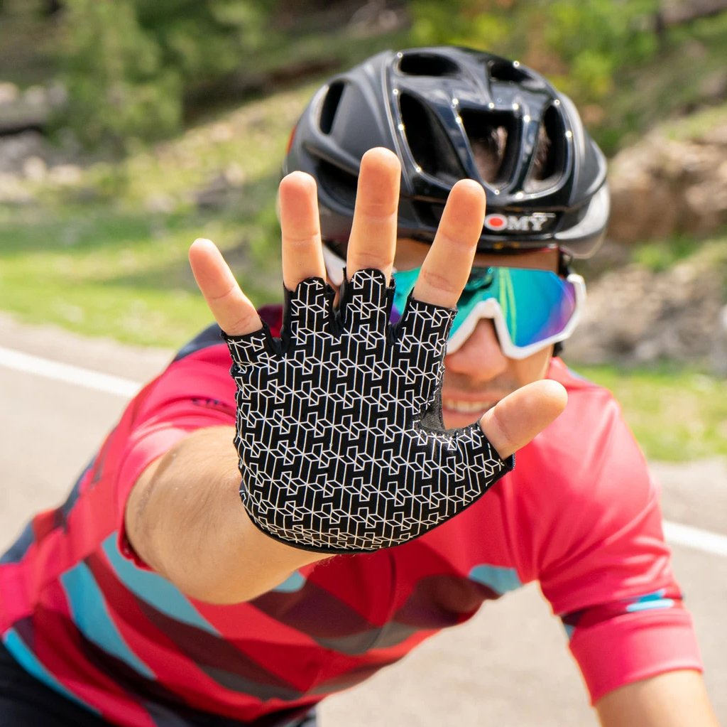 Handske Descend Short Finger Cycling Glove | CYCLISM