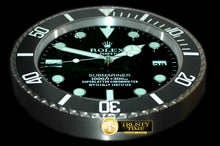 Load image into Gallery viewer, Dealer Clock Submariner Style Swiss Qtz
