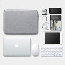Load image into Gallery viewer, Laptop Sleeve Case 13.3 14 15.4 15.6 Inch Notebook Travel Carrying Bag for Macbook Air Pro 14 inch Shockproof Case for Men Women